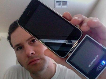 iOS 4.1にするとiPhoneのバッテリーが減りが速くなった。
