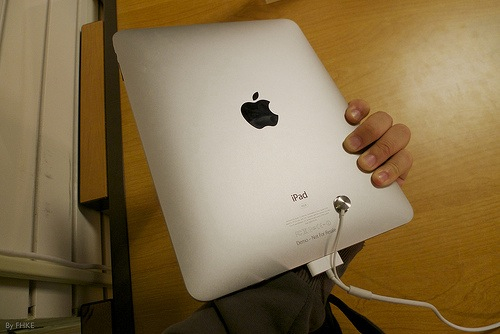 iPhone & iPad が完全タッチ操作化へ?ホームボタンがなくなる噂が浮上。