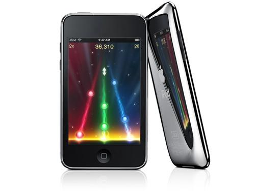 第5世代iPod touchはホワイトモデルが追加? 白色のフロントパネルの写真が流出。