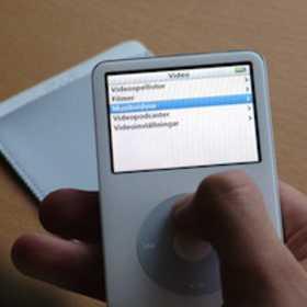 iPod classic 2.0.3 ファームウェアがリリース。