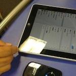 ソフトバンク3Gより強力? 日本通信、iPad のWi-Fi機能に適した端末「b-mobile Wi-Fi」発表