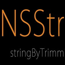 【Objective-C】NSStringの前後にある半角スペース、改行、アルファベット、数字をトリミングする方法。