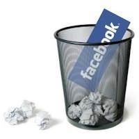 iPhone、iPadからFacebookの投稿を削除する方法。