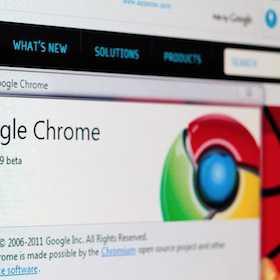 Google Chromeの検索バーをパーソナライズオフにする方法。