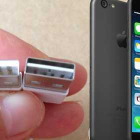 従来のMacに接続可!iPhone 6に付録されると噂のリバーシブルUSBケーブルとは一体どんな仕様なのか?