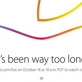 今回こそはトラブル無しで!Apple、10月17日午前2時から行われるスペシャルイベントをライブで配信