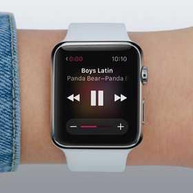 Apple Watchで音楽を再生する方法 & 曲を入れる設定方法。【使い方】