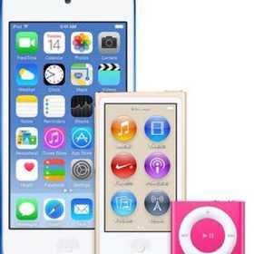 oh...。新型iPod nanoとiPod shuffleは、Apple Musicの音楽は再生できず。