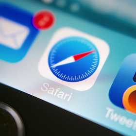 iPhoneのSafariにブックマークレットを登録する設定手順