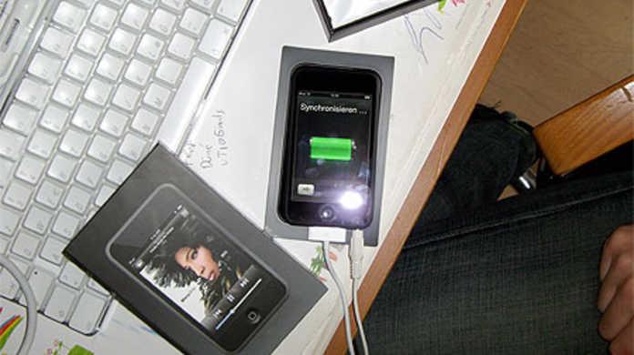 VistaのiTunes7.7にてエラーが出てiPhone 3Gが同期できない不具合の真の解決方法!