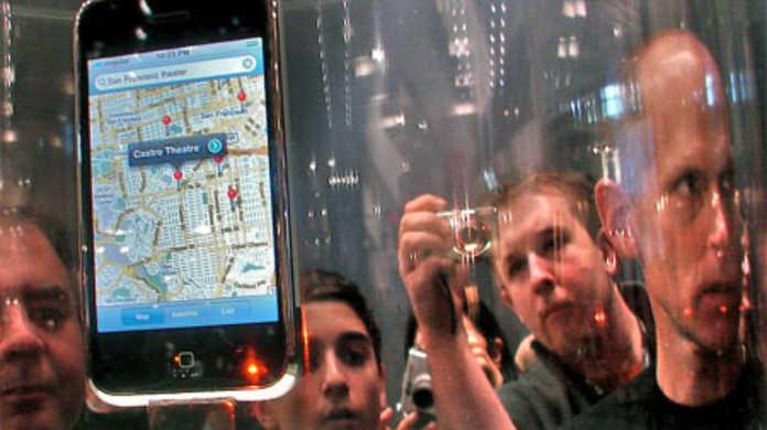 iPhone 3Gを1個つくるのに1万8000円ですむそうです。