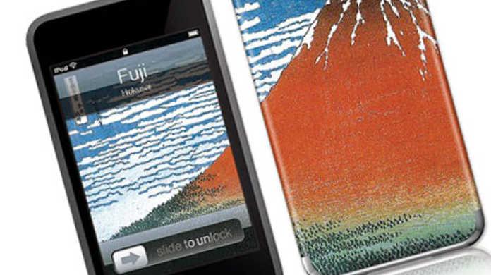 iPhone 3Gをカッコよく彩りながら保護する「ジェラスキンズiPhone3G用保護シール」全種類まとめてみた。