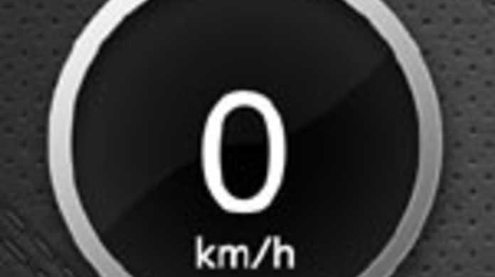 俺たちの走る速度がわかるiPhoneアプリ「Speed」