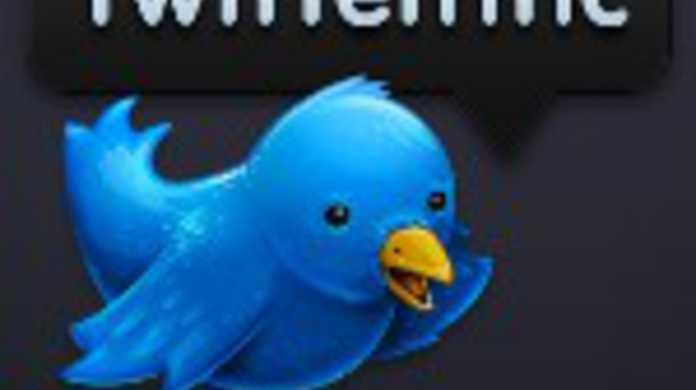 外にいてもTwitterを更新できちゃうiPhoneアプリ「Twitterrific」
