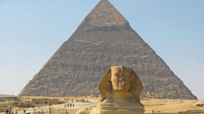 iPhoneはエジプトではGPSが使えず遭難しても地図になってくれません。