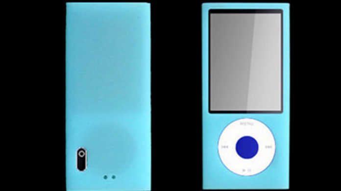 次の第五世代iPod nanoの姿はこんな感じかもしれない!?