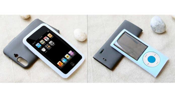 新型iPod touch、iPod nanoは、やはりカメラつき!? 早くも新型用のカバー写真が公開!?