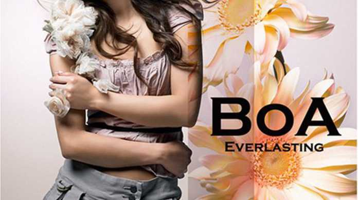 Everlasting - BoAの歌詞と試聴レビュー