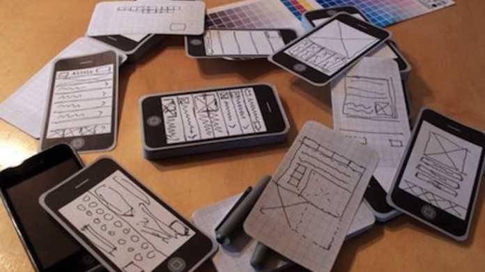 iPhone型のメモ帳が存在する!