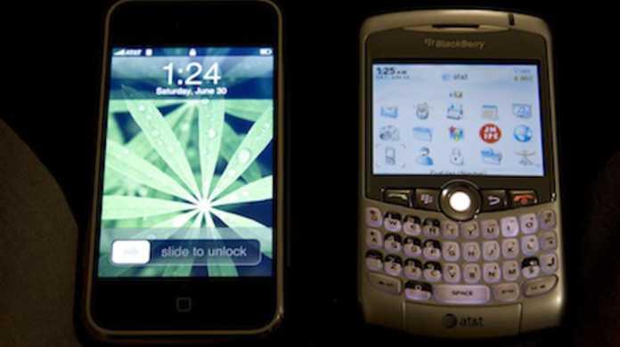 iPhone OSは世界のモバイルWeb市場の約40%をシェアしているそうです。