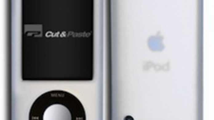 2mmの特厚シリコンが第5世代iPod nanoをしっかり守ってくれるカバー「Sillicone Case for iPod Nano5th」