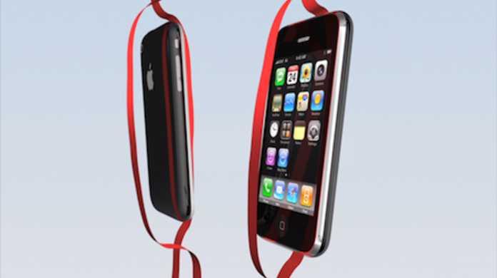 AppleとAT&T、iPhone 3GSの8GBを99ドルでクリスマスに販売開始か?