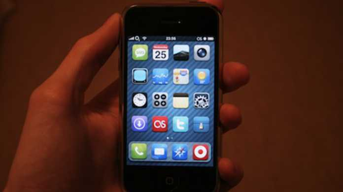 iPhoneに感染するワームウィルスが発生!