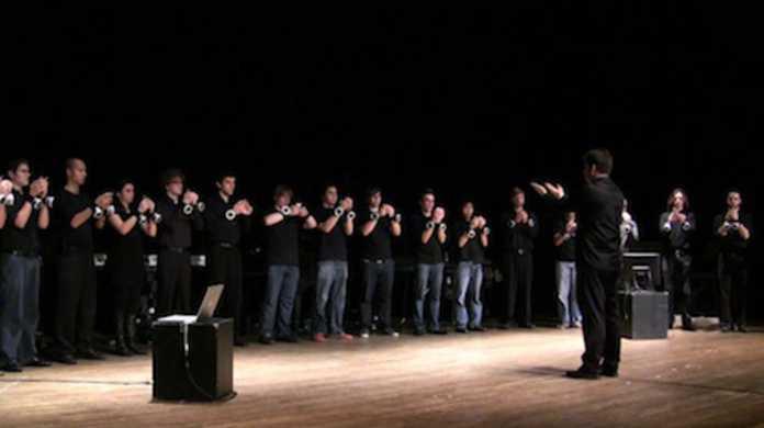 斬新!iPhoneによるオーケストラコンサート!