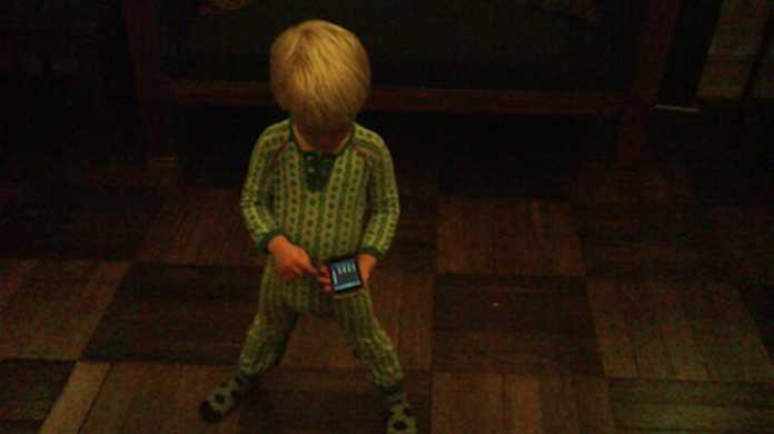 iPhoneユーザーの平均年齢はちょっと高めの38.35歳。