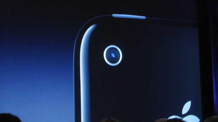 次のiPhoneは500万画素のカメラが装備される!?