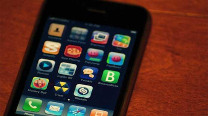 iPhoneアプリのダウンロード件数が30億本を突破!