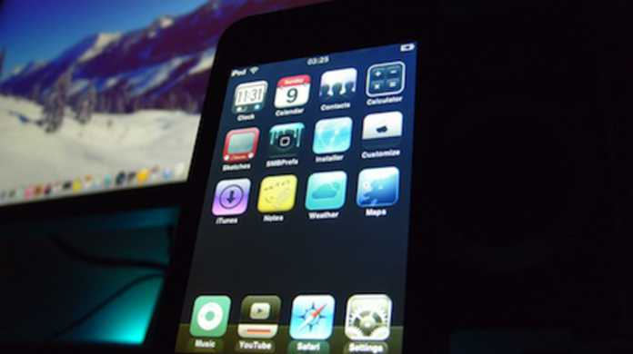 iTunes StoreにてiPod touch関連のダウンロードが1000%急増したらしい。