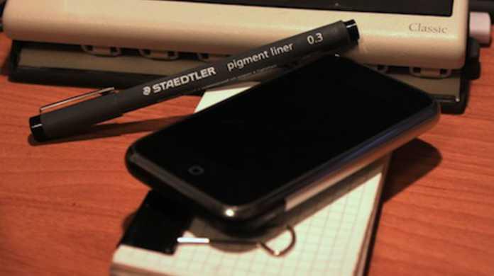 Apple、iPhoneにスタイラス搭載の可能性がある特許を出願。
