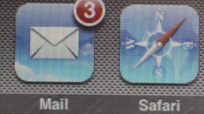 iPhoneのメール(i)を一括削除する方法。【Windows編】