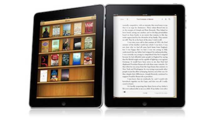 iPad、日本ではiBooks Storeがない!?