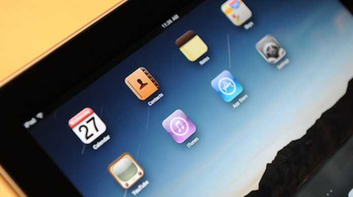 iPadにはフロントカメラが内蔵されている?