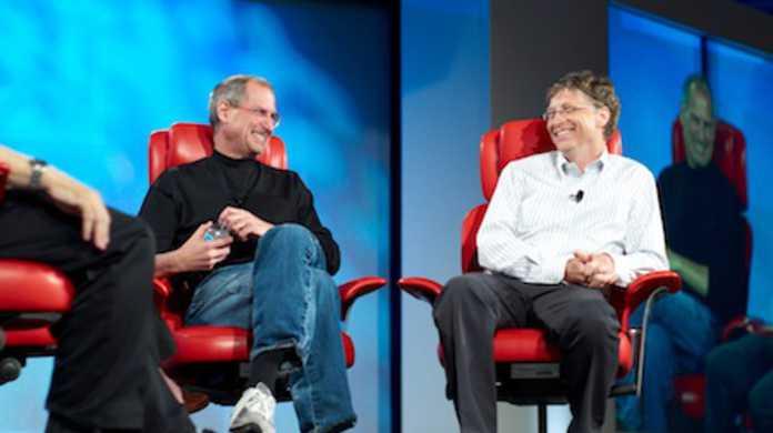 ビル・ゲイツ、「iPadはiPhone程何かを感じない」と発言。