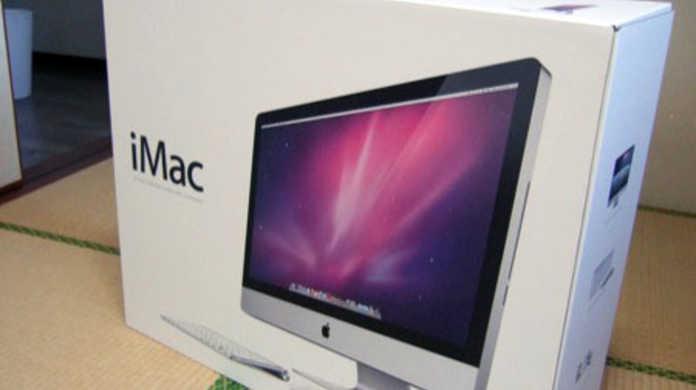 iMac 27インチ (Late 2009) 買っちゃったよ!開封の儀フォトレビュー!
