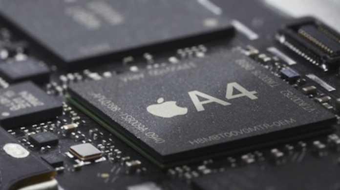 iPadに搭載されるプロセッサ「Apple A4」は実は非力かもしれない。