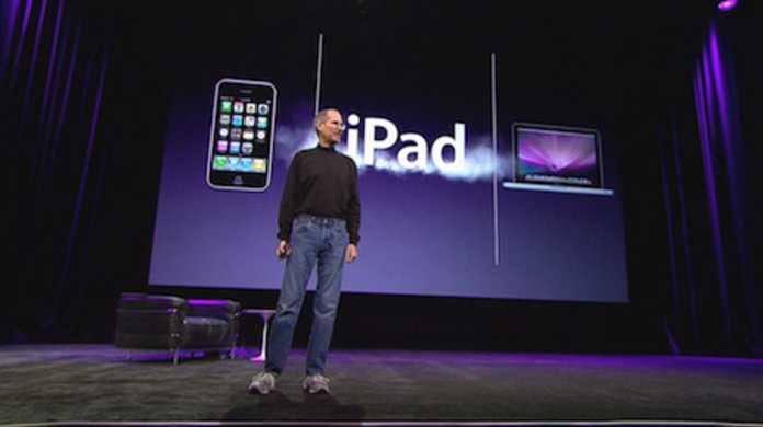 米国でのiPadの発売日は4月3日に決定。日本では4月末に全モデルが発売。