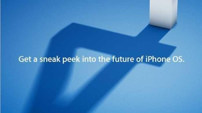 今夜、午前2時からiPhone OS 4.0の発表が!もちろんリアルタイムに更新していきます!
