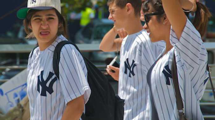 ヤンキースタジアム、iPadの持ち込みを禁止。