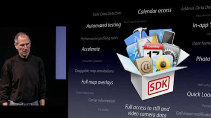 WWDC 2010でメジャーアップデートされたXcode4が来る!?