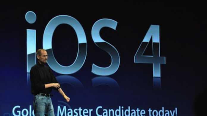 iPhone OS 4の名称は iOS 4 へ。リリースは6月21日。iPod touchでもアップデート無料。