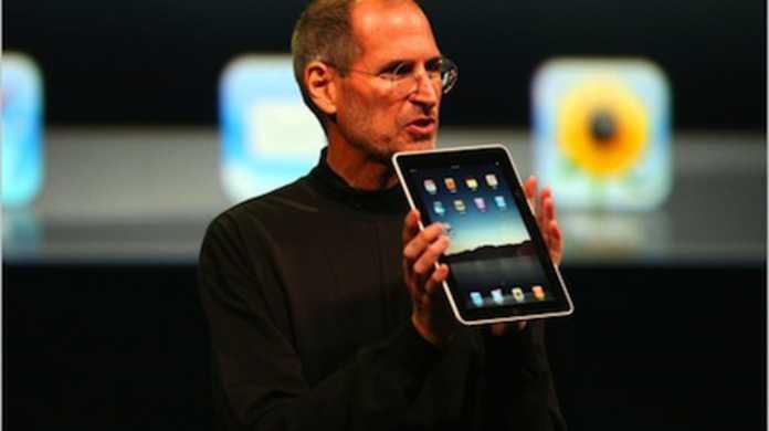 iPadアプリの数が10,000の大台を突破!