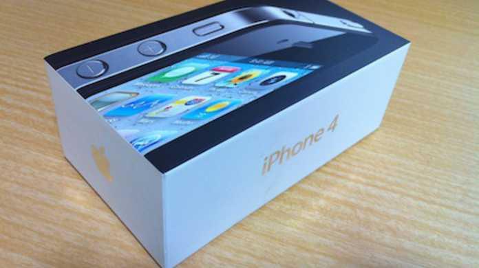 ソフトバンク、iPhone 4 の予約受付を再開。ホワイトの出荷は7月末。