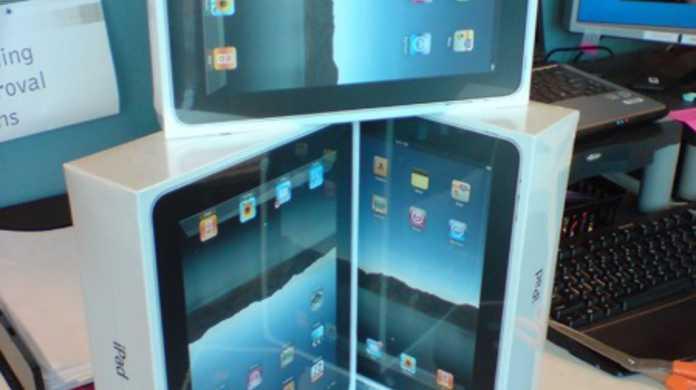 第2世代iPadは、三つのタイプが存在する!?