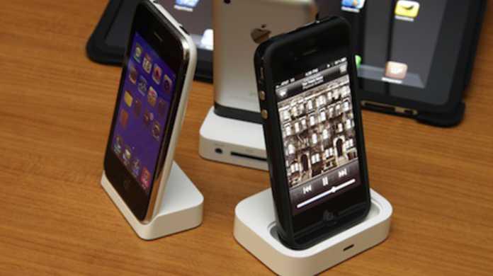 iPhone 4、ドコモ回線で利用可能に! 日本通信がmicroSIM提供へ。