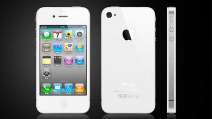iPhone 4 ホワイトモデルは発売中止の噂浮上。
