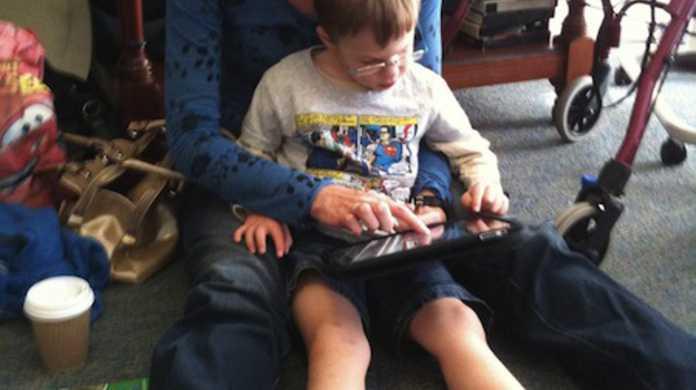 子供がクリスマスにいっちゃん欲しいデバイスはなんだ!? それは iPad だ!